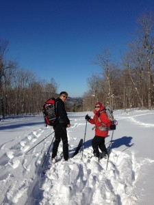 march 2015 skiing