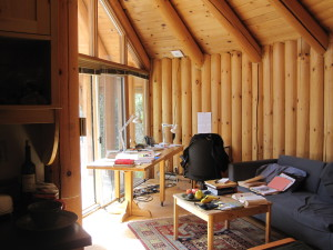 Sept 2012 Banff cabin