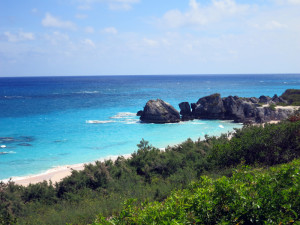 Sept 2014 Bermuda beach