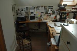 -b's office 70