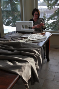 March 2015 cathy H sewing