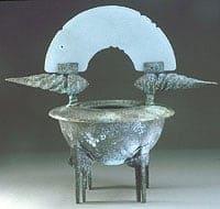 Horned Arch Cauldron