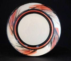 Porcelain Plate 1999