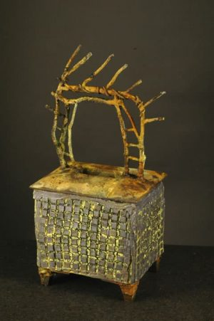 Crusty Branch Reliquary