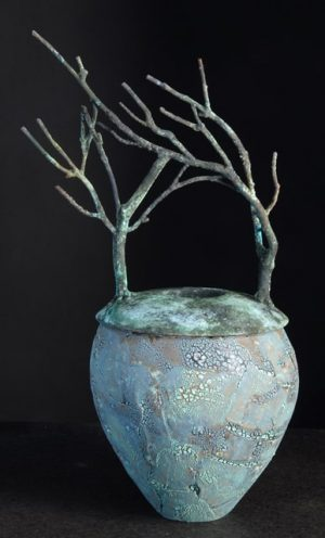 Lichen Branch Vessel