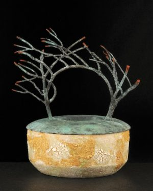 Red Earth Branch Vessel