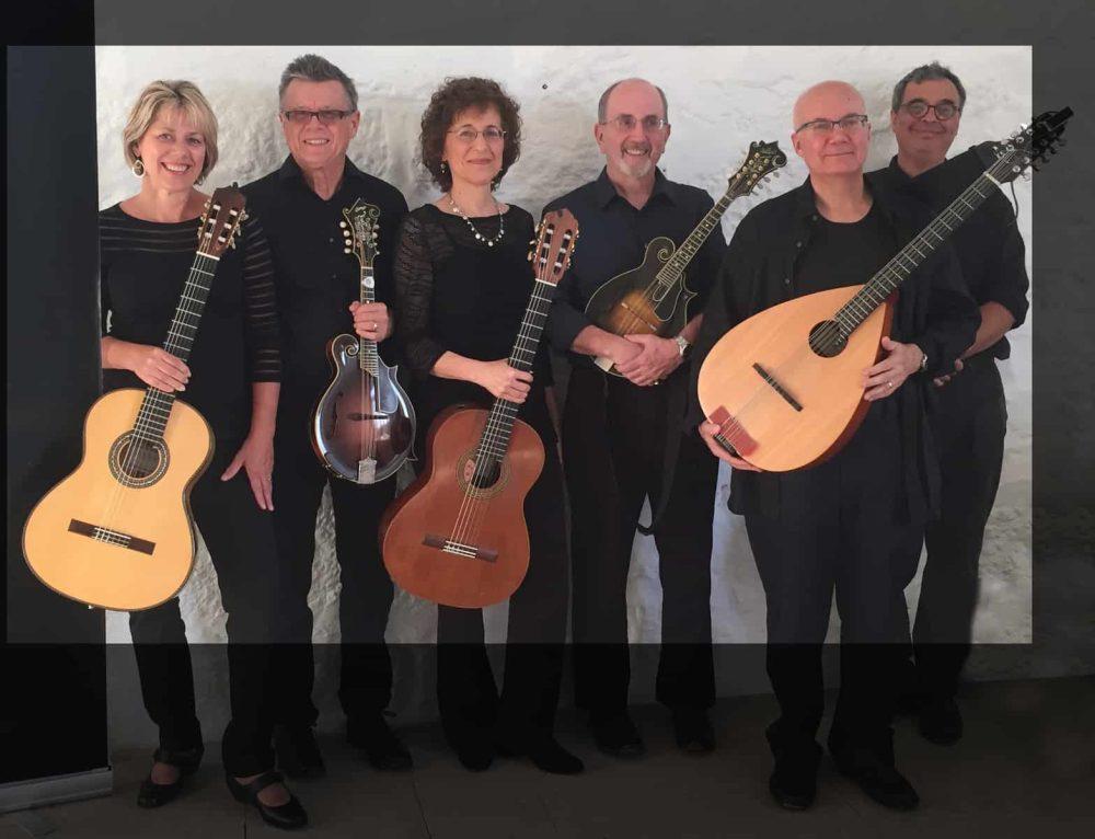 New American Mandolin Ensemble