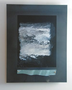 Waterbook: glyphic evanescence 1/1