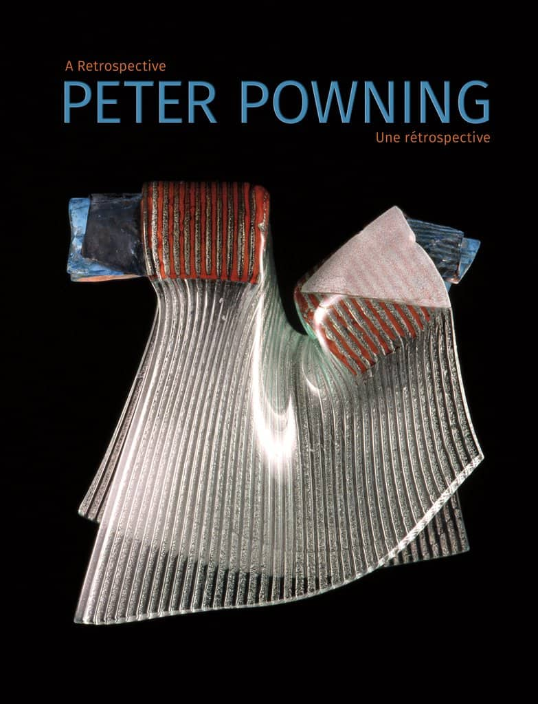 Peter Powning: A Retrospective book cover